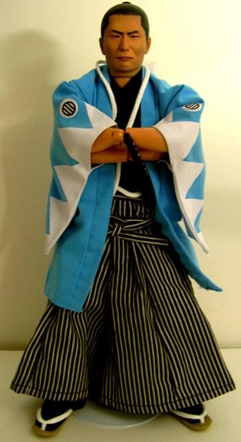 samuraidoll:近藤勇