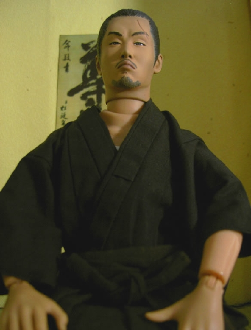 samuraidoll:岡田以蔵